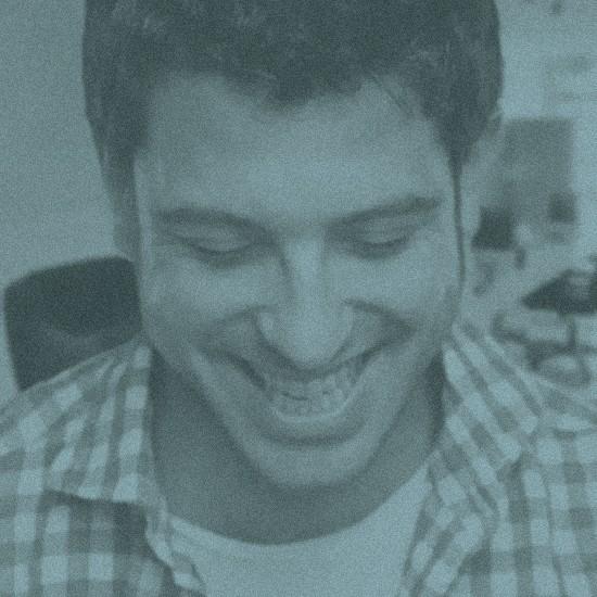 Pic of Jason web developer at Design House